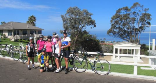 C group at Point Loma Nazarene