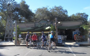 Rainbow Oaks Country Market, choiced pit stop for local cyclists!