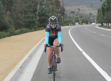 Mellow makes hills happy! — with Sian Fogden.