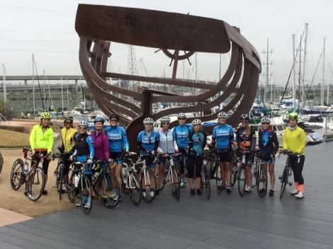 B group at 32nd harbor