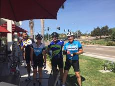 july 23 - climbing ride 2