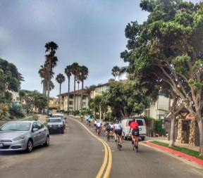 July 30 - Leaving la jolla shores